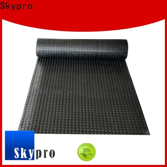 Skypro rubber tile factory for flooring mats