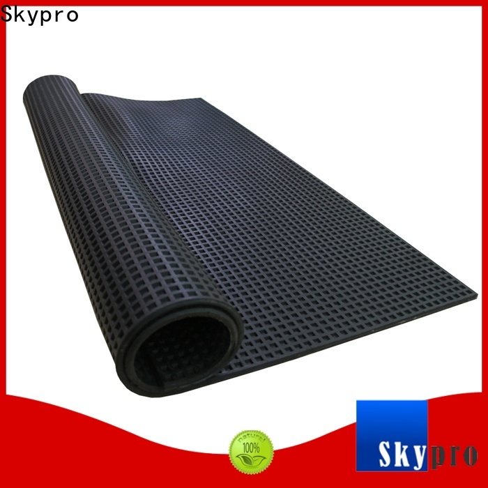 Skypro Top rubber bar mat manufacturer for home