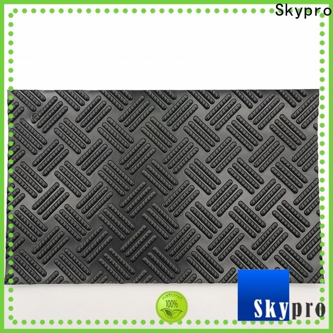 Skypro New PVC mat vendor for exercise