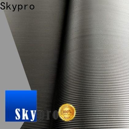 Skypro corrugated rubber mat manufacturer