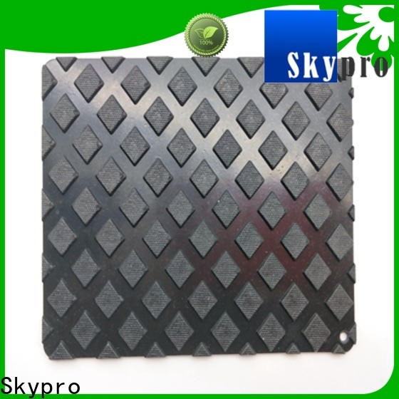Professional custom rubber mats for sale