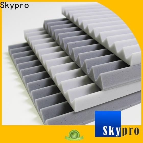 Skypro rubber soundproofing foam factory for studio