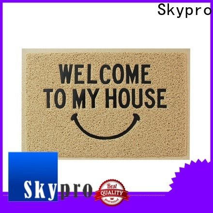 Skypro front door floor mats manufacturer for home