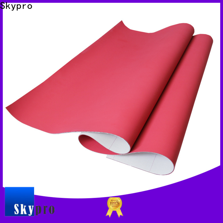 Skypro rubber sheet factory supply for car floor mats