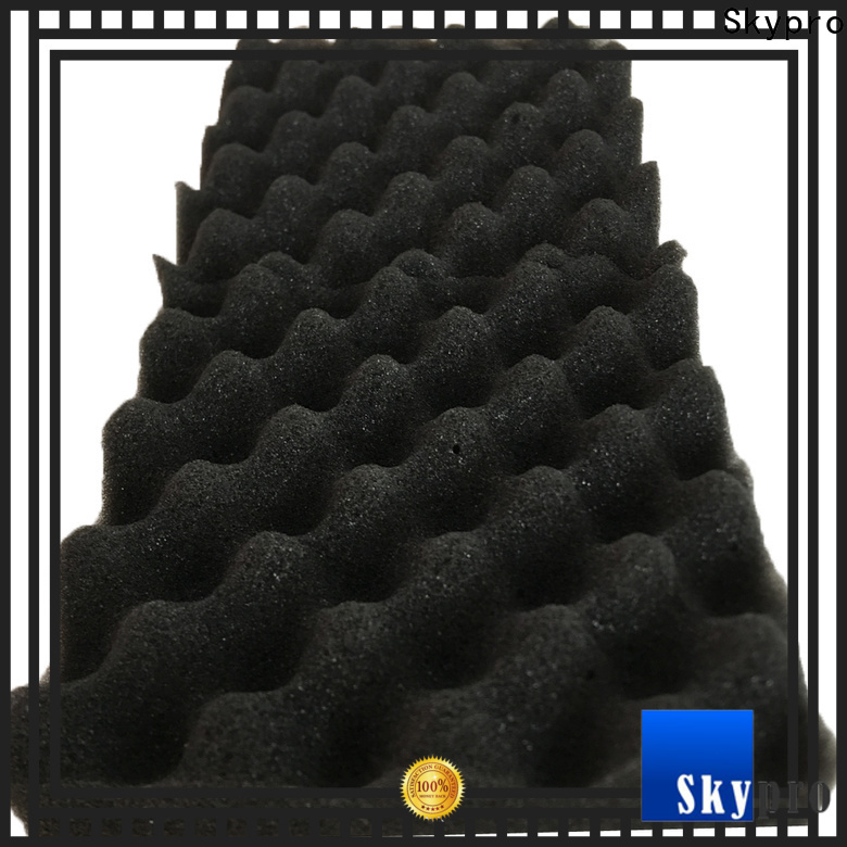 rubber soundproofing foam manufacturer for studio