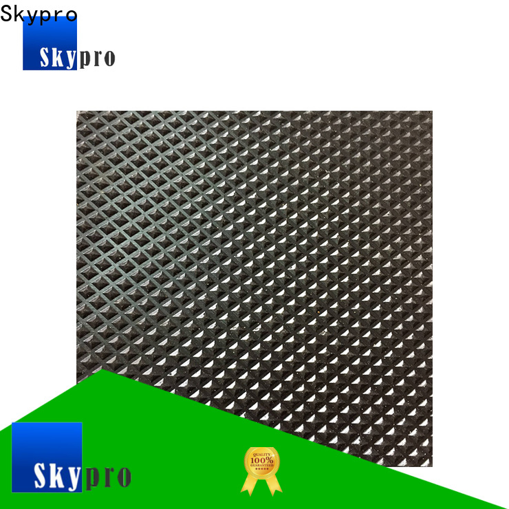 Custom rubber flooring manufacturer for car
