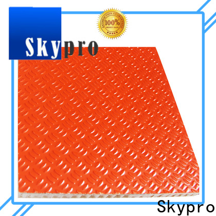 Skypro FRP honeycomb panel manufacturer for shops