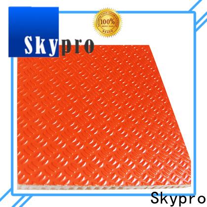Skypro FRP honeycomb panel manufacturer for shops