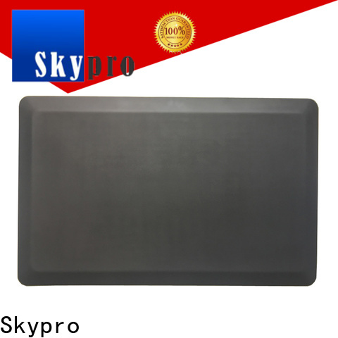 Skypro corrugated rubber mat supplier for car