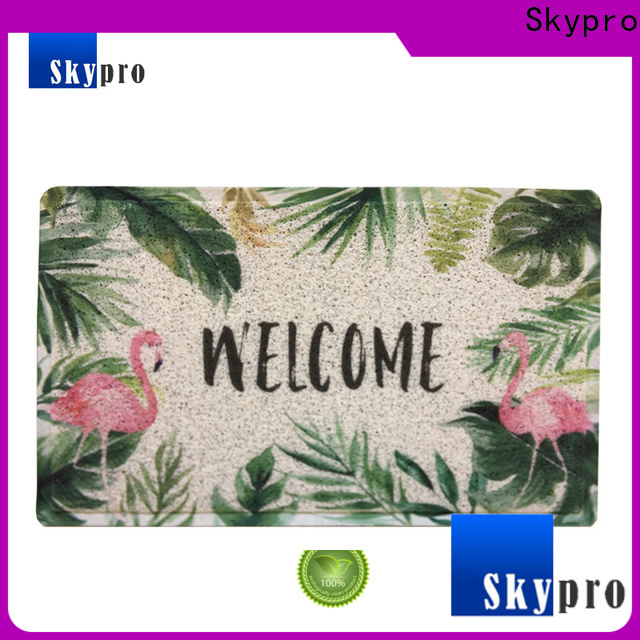 Skypro entry door mats factory for home