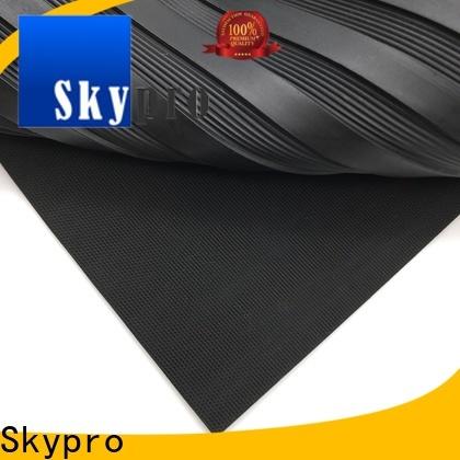Skypro rubber flooring company vendor for flooring mats