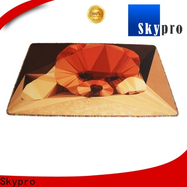 New rubber outdoor mats factory for home