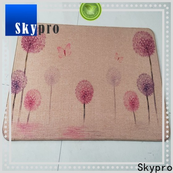 Skypro personalised door mats for sale for aprtment