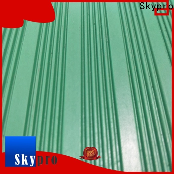 Top rubber mat manufacturers for sale for flooring mats