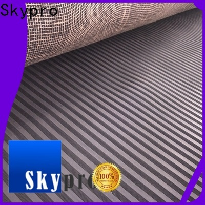 Skypro Best large rubber mats factory for flooring mats