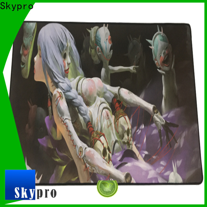 Skypro High-quality mouse pad vendor for computer accessory