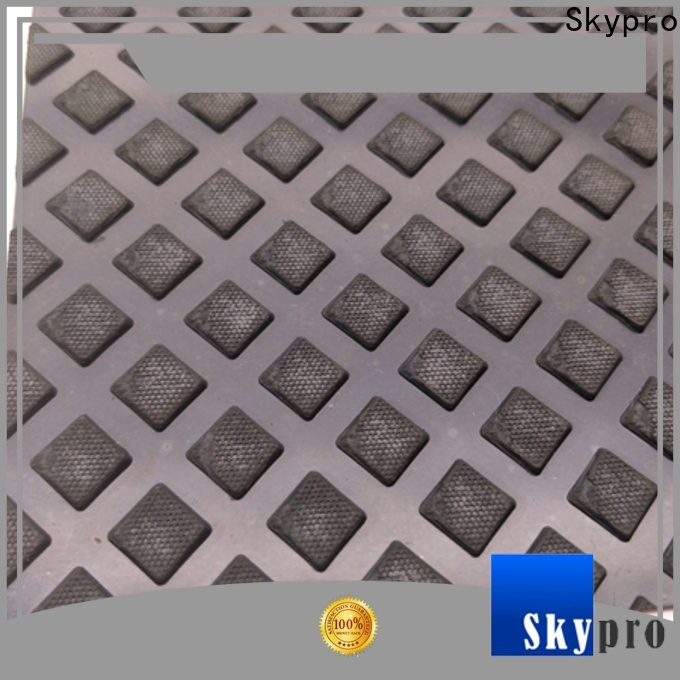 Skypro the rubber flooring company manufacturer for car