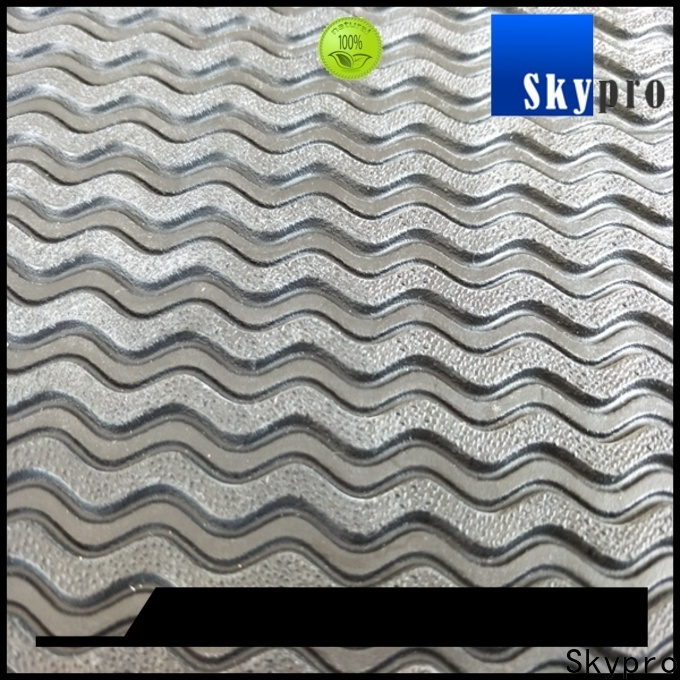 Skypro wholesale rubber flooring company for car