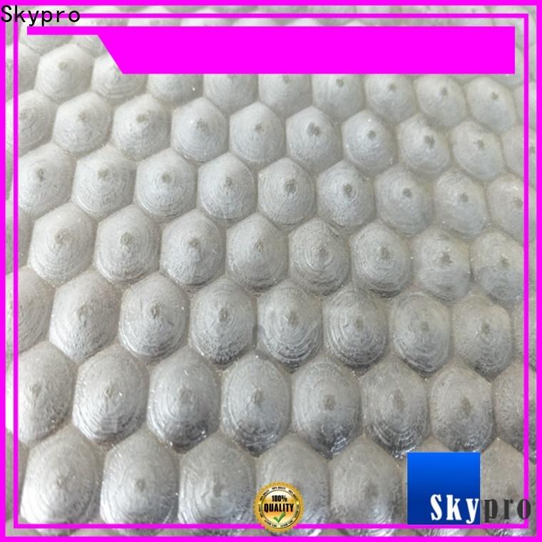 Skypro New custom rubber flooring wholesale for car