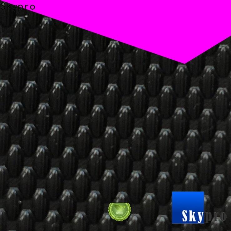 Skypro plastic conveyor belt manufacturers supply for floor