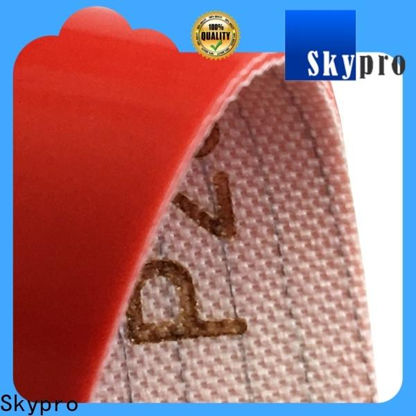 Skypro Top plastic conveyor belt factory for bathroom