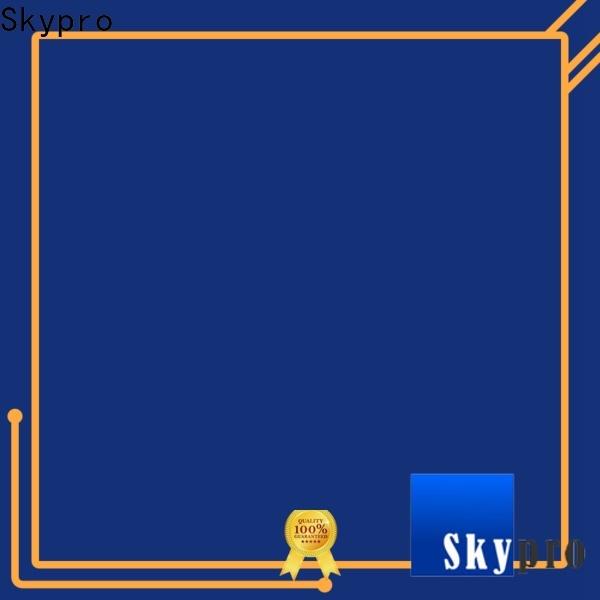 Skypro plastic conveyor belt manufacturers supply for bathroom