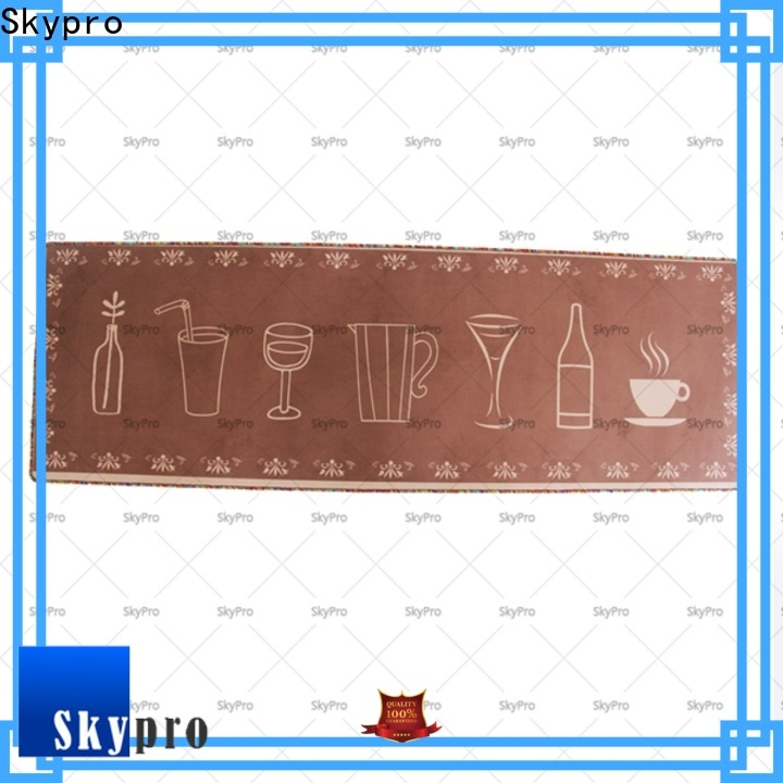 Skypro personalized front door mats supplier for aprtment