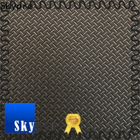 Skypro rubber flooring suppliers for sale for car