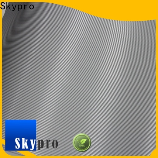 Skypro New the rubber flooring company supplier for car