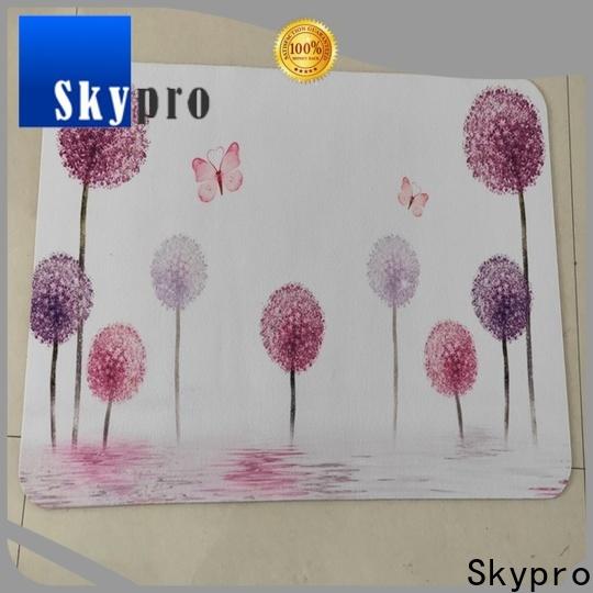 Skypro customized doormats manufacturer for hotel