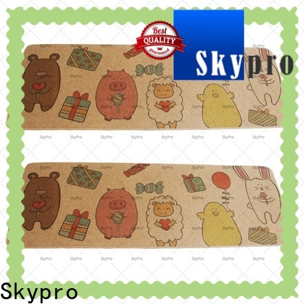 Skypro rubber backed door mats supply for home