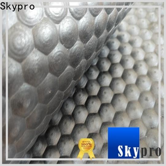 Skypro wholesale rubber flooring factory