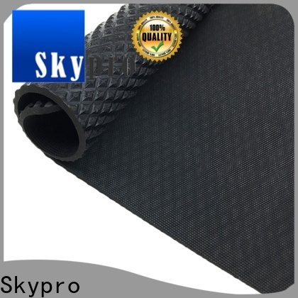Skypro Custom made rubber backed mats supplier for flooring mats