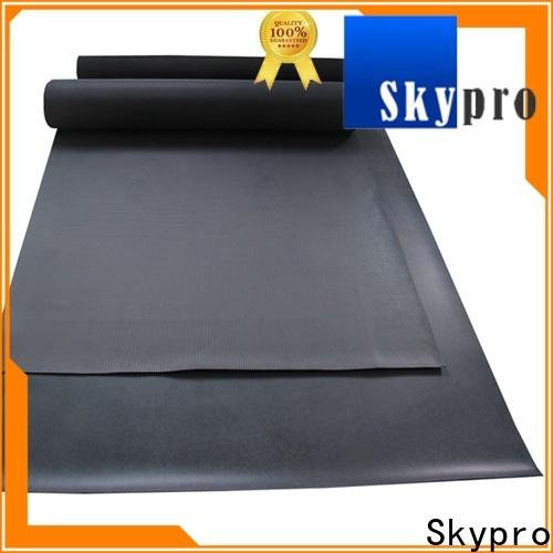 Skypro rubber floor price wholesale for flooring mats