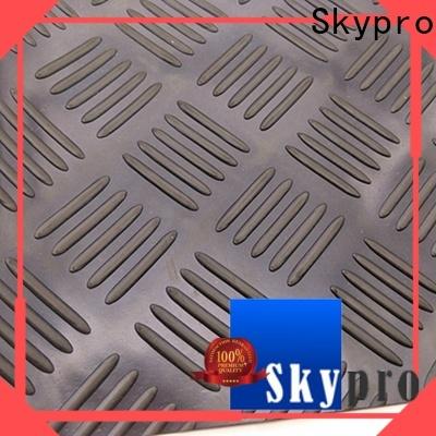 Custom custom made rubber floor mats factory for home