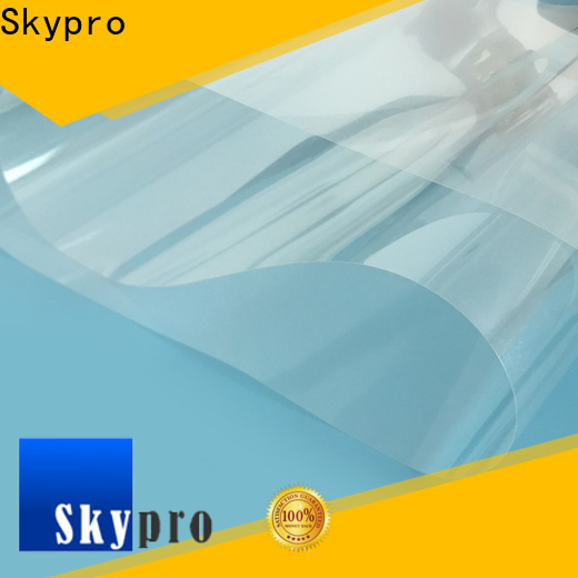 Skypro Custom pet plastic sheet suppliers wholesale for thermoforming egg tray
