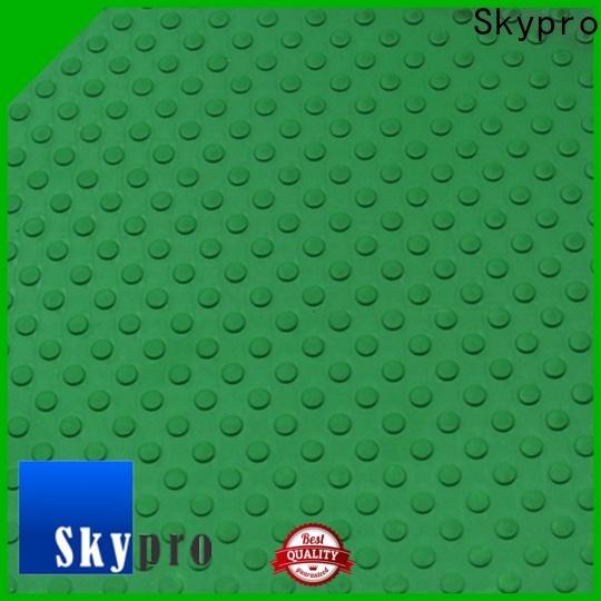 Skypro rubber backed mats vendor for car
