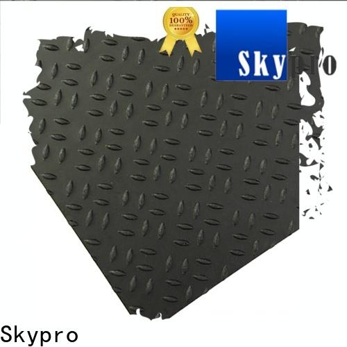 Skypro wholesale rubber flooring for sale for flooring mats