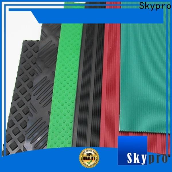 Skypro Custom made rubber mat manufacturers wholesale