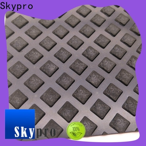 Skypro custom rubber mats vendor for home
