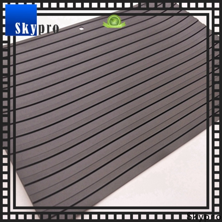 Professional rubber tile supplier for car