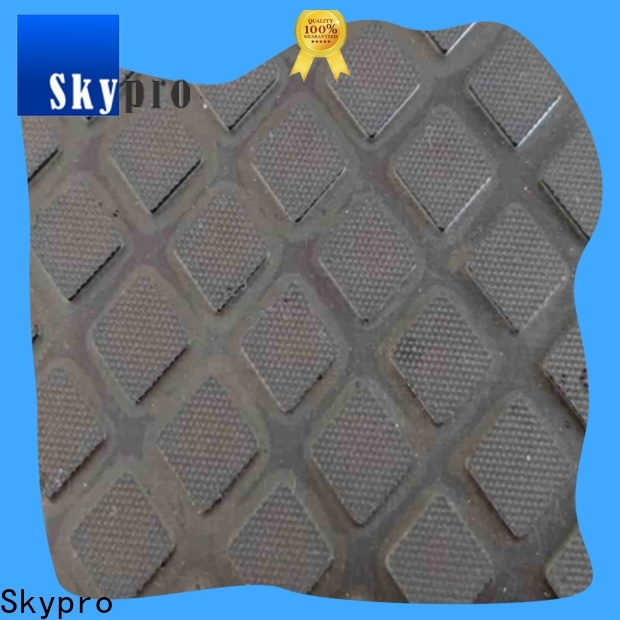 Skypro custom made rubber floor mats company for home