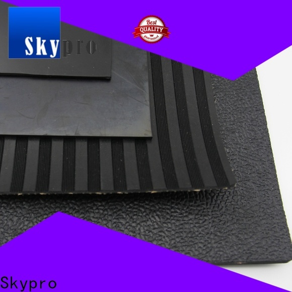 Skypro Professional rubber flooring company wholesale for car