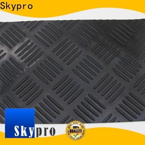 Skypro coin rubber mat supplier for farms