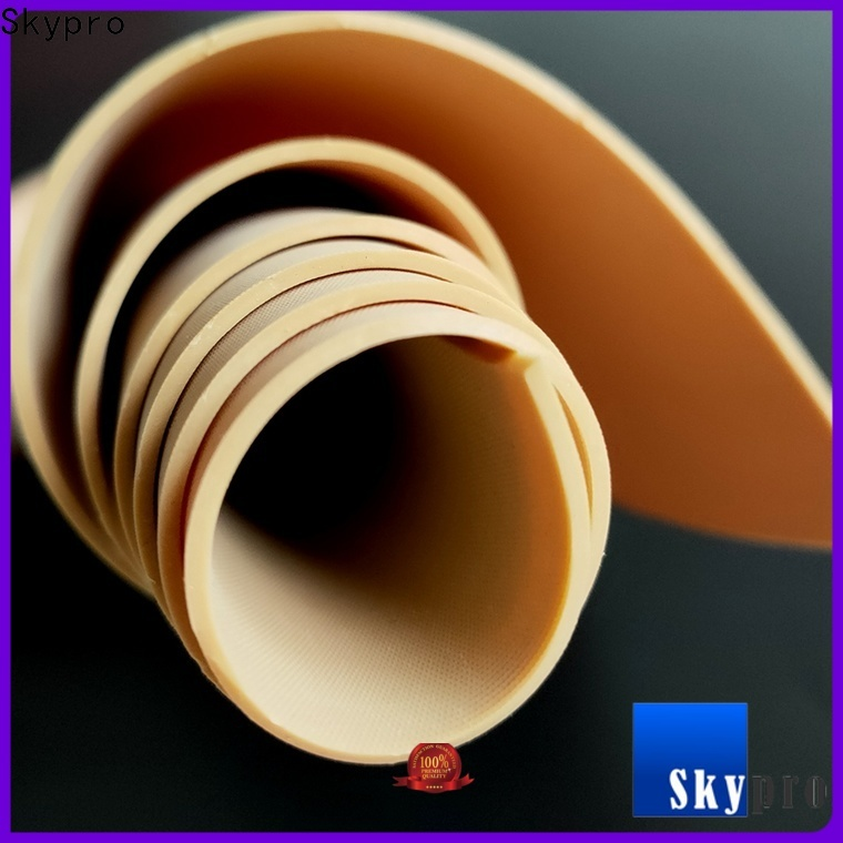 Skypro Custom rubber floor company vendor for flooring mats