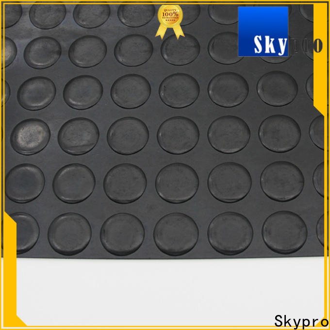 Professional rubber mat manufacturers vendor
