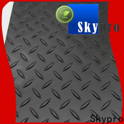Skypro Latest custom made rubber mats supplier for home