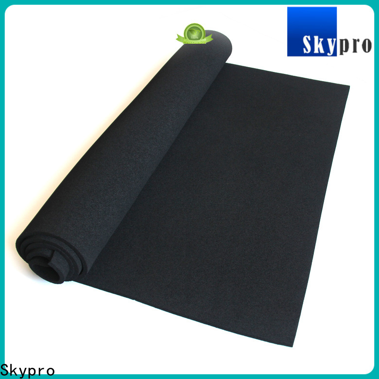 Skypro sound absorbing foam vendor for building industry