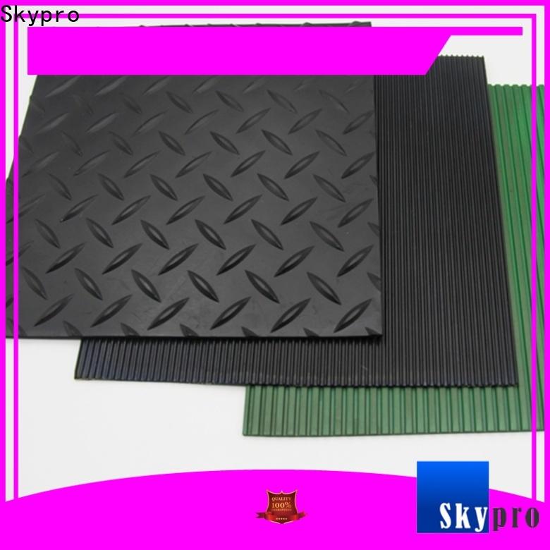 Skypro Custom made custom rubber flooring company for farms