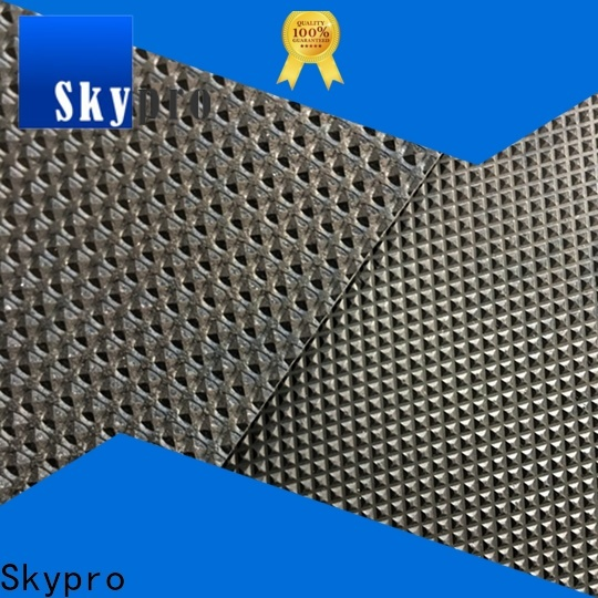 High-quality corrugated rubber mat supplier for flooring mats